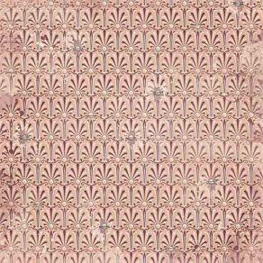Folha Scrapbook Dupla Face Charmed Demure (Modesto) Ref.21103-WER120/22601268 American Crafts