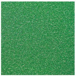 Folha Scrapbook Puro Glitter Verde Ref.11523-SDPG07 Toke e Crie