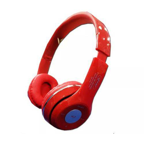 Fone Bluetooth Knup Sem Fio Wireless - Kp415
