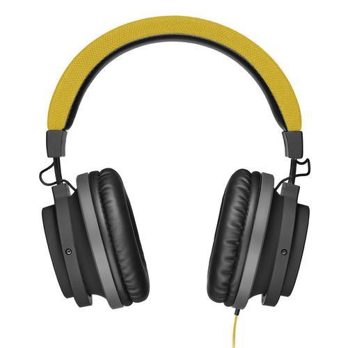 Fone de Ouvido Aux P2 Large Amarelo Pulse - PH229 PH229