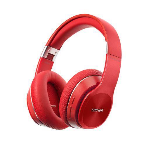 Fone de Ouvido Bluetooth Edifier W820bt Vermelho