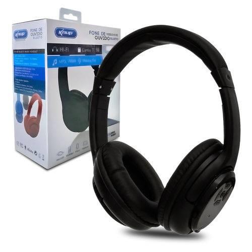 Fone de Ouvido Bluetooth Kp 360 Knup