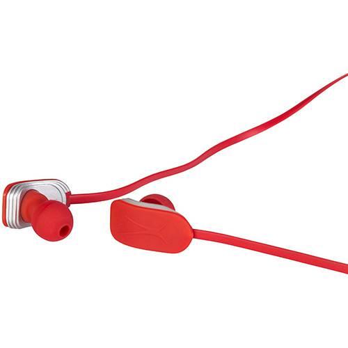 Fone de Ouvido com Microfone Altec Earphone Vermelho