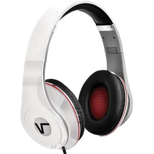 Fone de Ouvido Headphone Vinik V-Bass P2 Branco