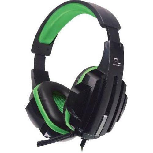 Fone de Ouvido Headset Gamer Cabo Nylon Ph123
