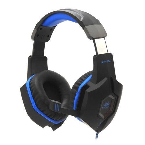 Fone de Ouvido Headset Gamer KP-451