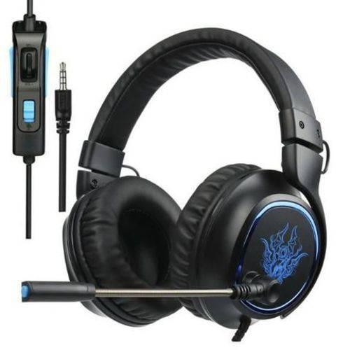 Fone de Ouvido Headset Gamer P2 B-max Bm215