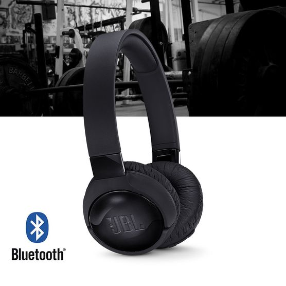 Fone de Ouvido JBL Tune T600 NC BT Bluetooth Preto