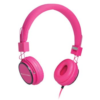 Fone de Ouvido Multilaser Headphone Som Hi-Fi Power Microf.Handsfree Rosa - PH088 PH088