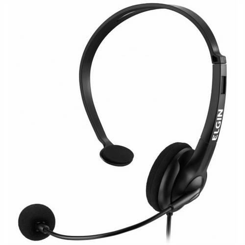 Fone Headset para Telemarketing F02-1nsrj Elgin