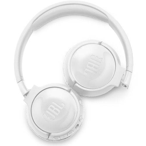 Fone On-ear Sem Fio Bluetooth Jbl Tune 600bt Nc Cancelamento de Ruído Ativo