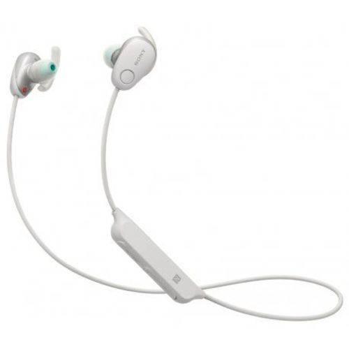 Fone Sony Wi-sp600 Branco Bluetooth