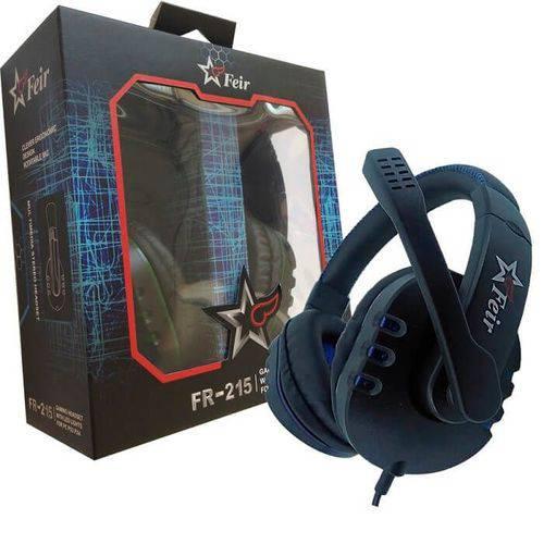 Fone Stereo Headset 3 em 1 Gamer Sem Led