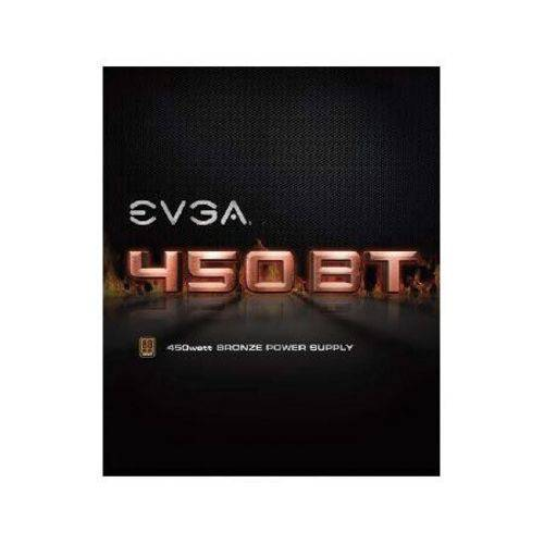 Fonte Atx 450W Bt 80 Plus Bronze 100-BT-0450-K1 - EVGA