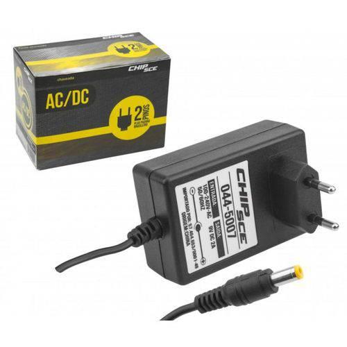 Fonte Chaveada 9v 2a - Plug 5,5mm X 2,1mm 044-5007