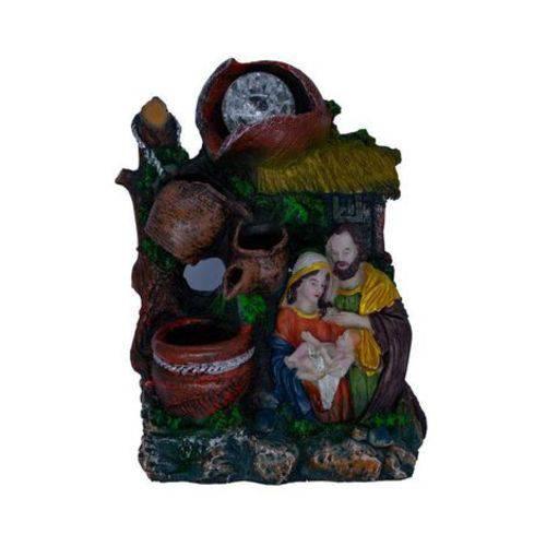 Fonte de Água Sagrada Familia Religiosa