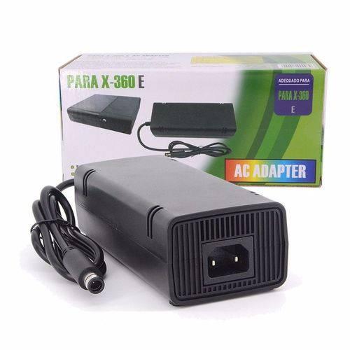 Fonte Xbox 360 Super Slim 120w Bivolt Automatico 110v e 220v