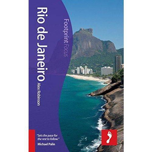 Footprint Guide Rio de Janeiro