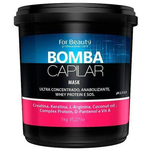 For Beauty Bomba Capilar Mask 1 Kg