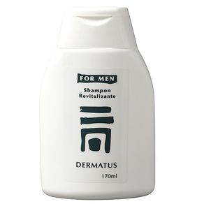 For Men Dermatus - Shampoo Fortalecedor para Cabelos Masculinos 170ml
