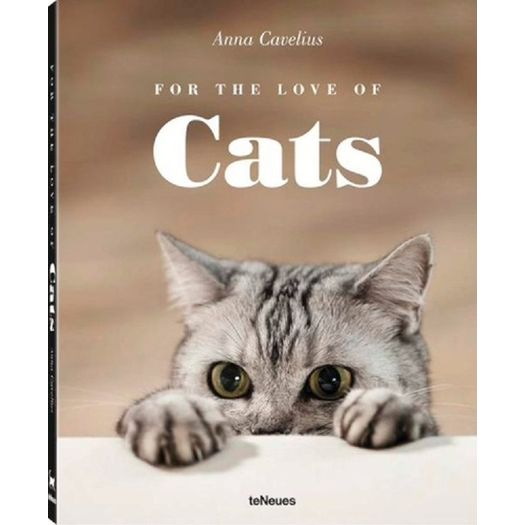 For The Love Of Cats - Teneues