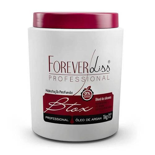 Forever Liss Bt.ox Argan Oil Profissional - 250g