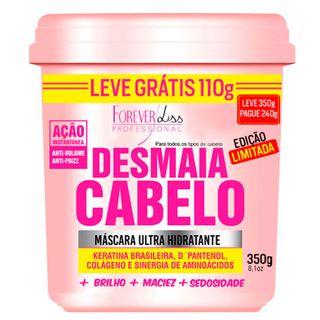 Forever Liss Desmaia Cabelo - Máscara Ultra Hidratante 350g
