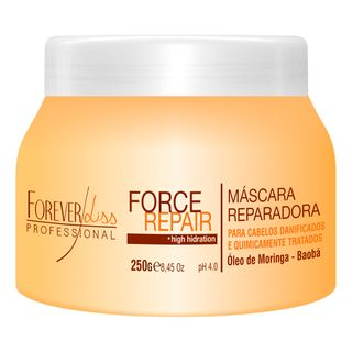 Forever Liss Force Repair - Máscara Reparadora 250g