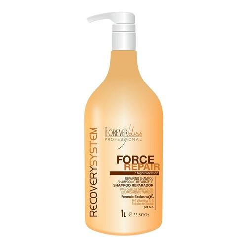 Forever Liss Force Repair - Shampoo Reparador 1 Litro