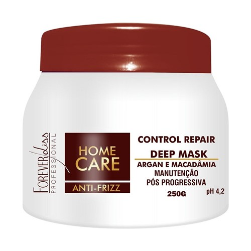 Forever Liss Home Care - Máscara Anti Frizz 250gr