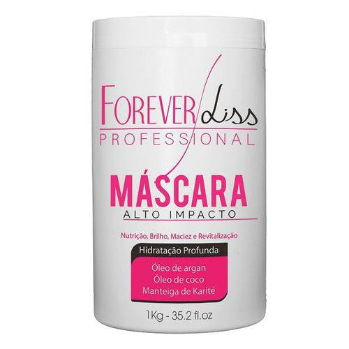 Forever Liss Mascara Alto Impacto