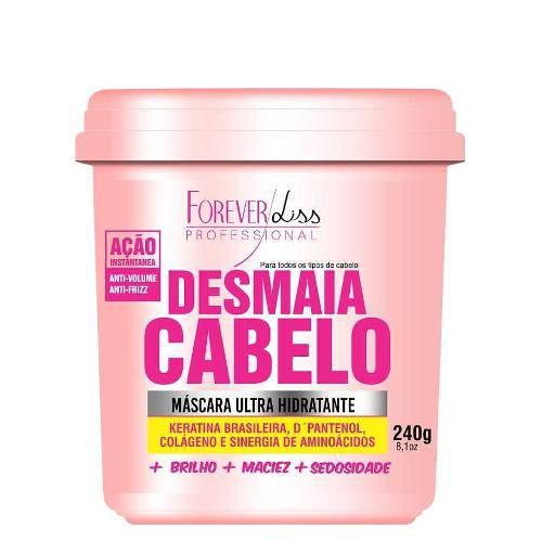 Forever Liss Máscara Ultra Hidratante Desmaia Cabelo - 240gr
