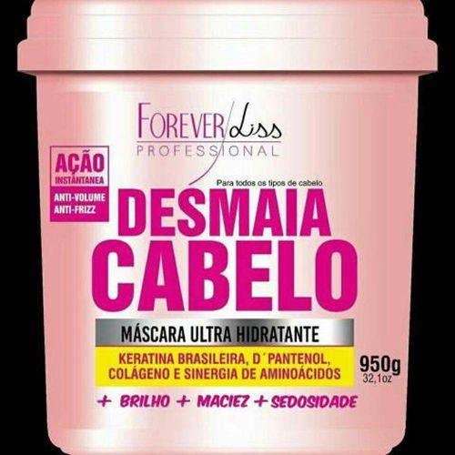 Forever Liss Máscara Ultra Hidratante Desmaia Cabelo – 950gr