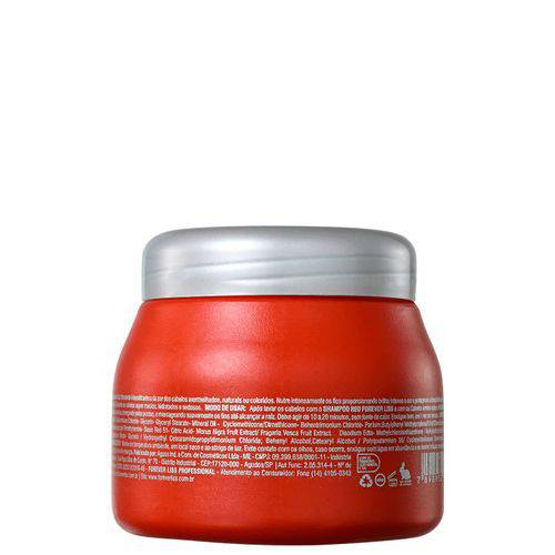 Forever Liss Professional Color Red Mask - Máscara de Tratamento 250g