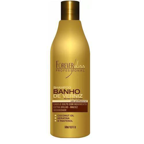 Forever Liss - Shampoo Extra Brilho Banho de Verniz 500ml