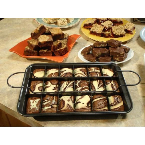 Forma para Brownie A0158 Basic Kitchen
