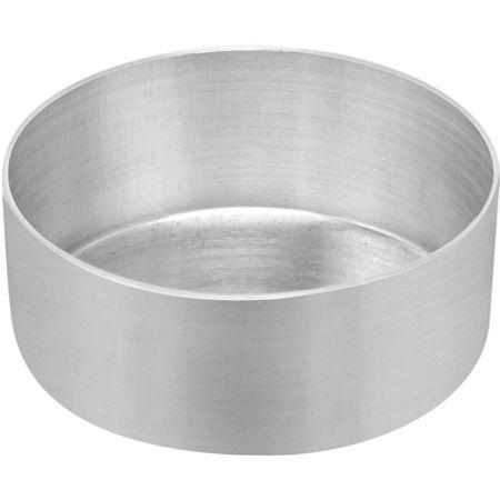 Forminha de Alumínio - Pão de Mel Fundo Fixo N.4