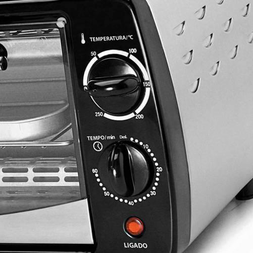 Forno Tostador 9 Litros - Blacky & Decker 220V