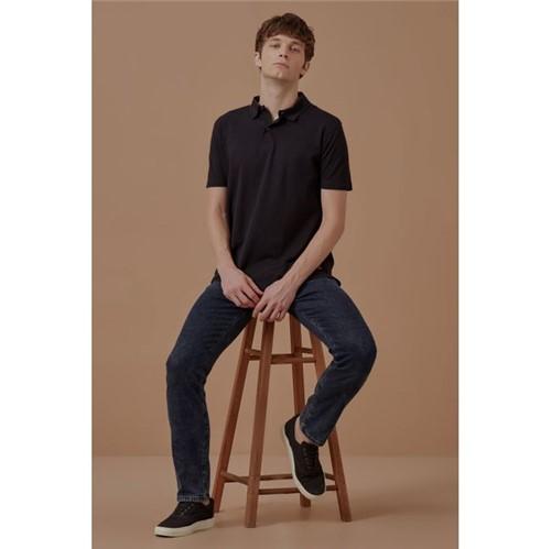 Foxton   Calca Jeans Black Preto - 42