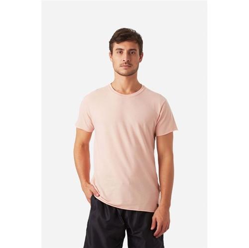 Foxton | Tshirt Crepe Devore Rosa - G