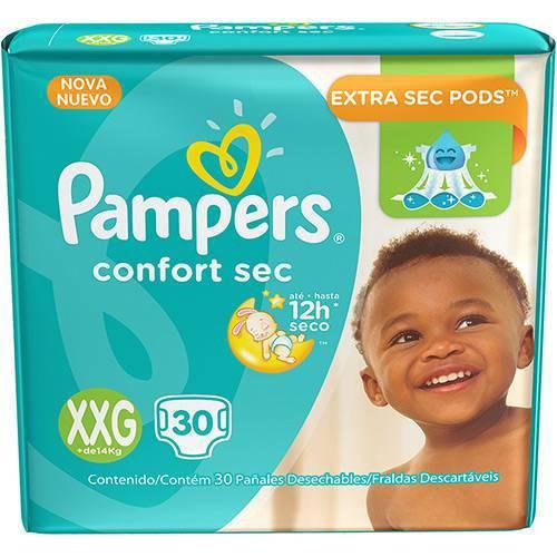 Fralda Pampers Comfort Sec XXG