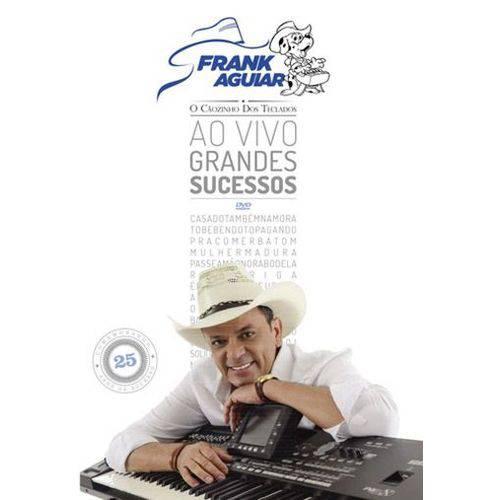 Frank Aguiar ao Vivo - Grandes Sucessos - Dvd