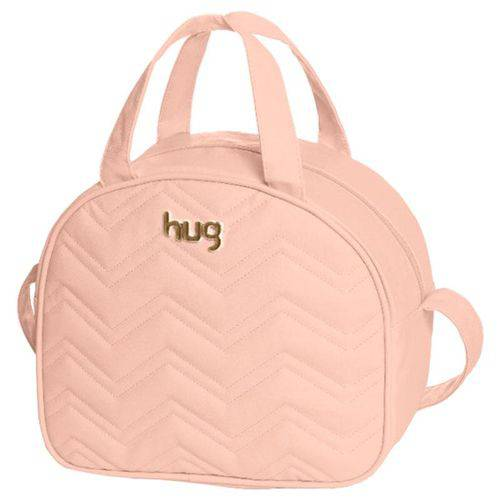 Frasqueira Maternidade Chevron Rosa – HUG