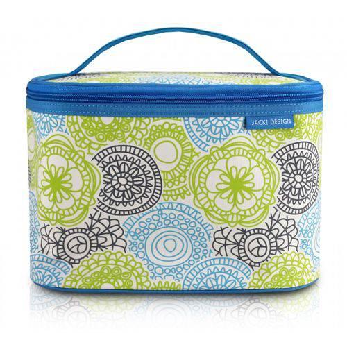 Frasqueira Necessaire (g) My Lolla Azul - Jacki Design