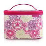 Frasqueira Necessaire (g) My Lolla Pink - Jacki Design