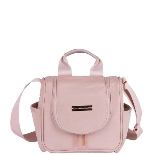 Frasqueira Térmica Maternidade Masterbag Emy Rose Gold 11ROS238RS