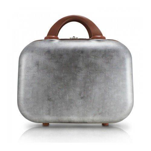Frasqueira Vintage Prata Apt17373 - Jacki Design