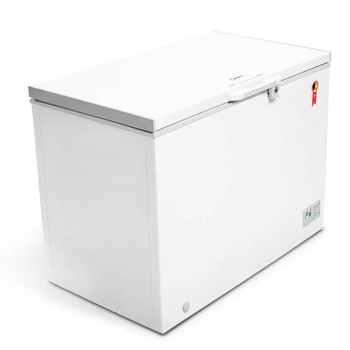 Freezer Horizontal Branco Midea 202L 127V