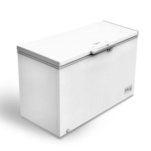 Freezer Horizontal Branco Midea 430L 127V