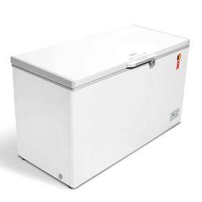 Freezer Horizontal Branco Midea 415L 220V